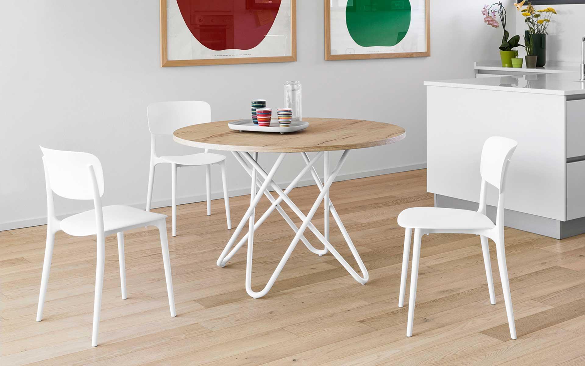Chairs Calligaris Cs1883 Liberty