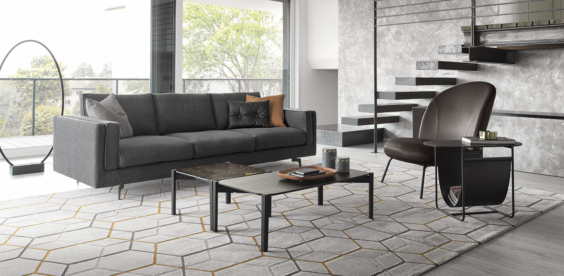 sofas and lounge chairs - CS/3370 EXT-H METRO HIGH