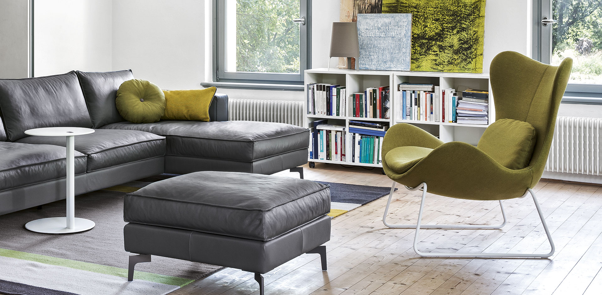 sofas and lounge chairs - CS/3373-MA LAZY