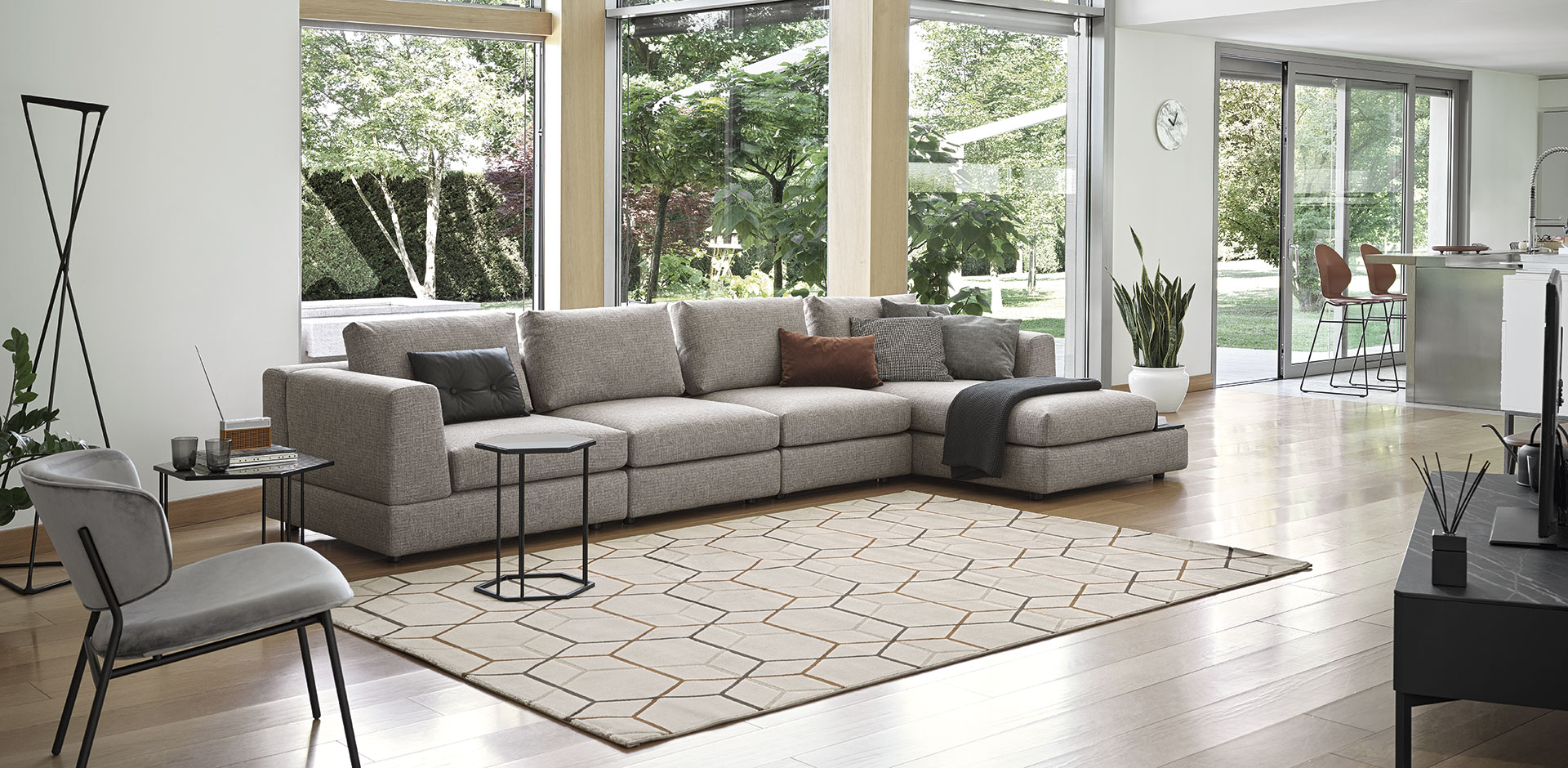 sofas and lounge chairs - CS3419 LAYLA