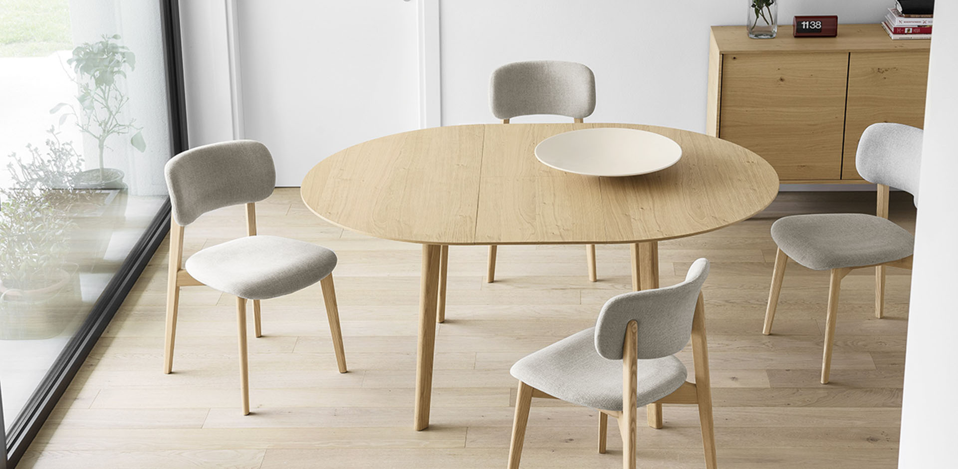 tables - CS4063-D 120 CREAM TABLE