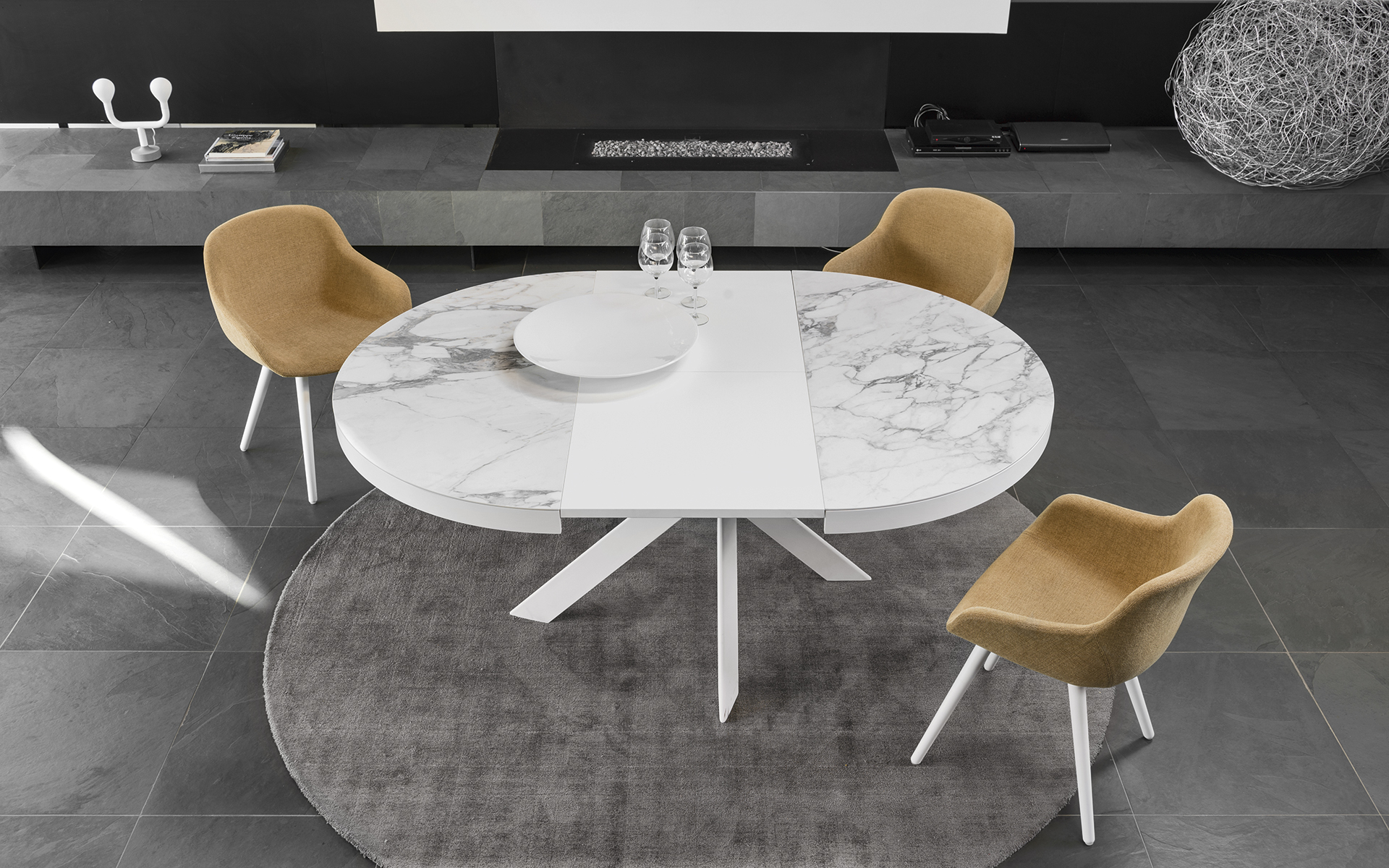 tables - CS4100-D 130 TIVOLI