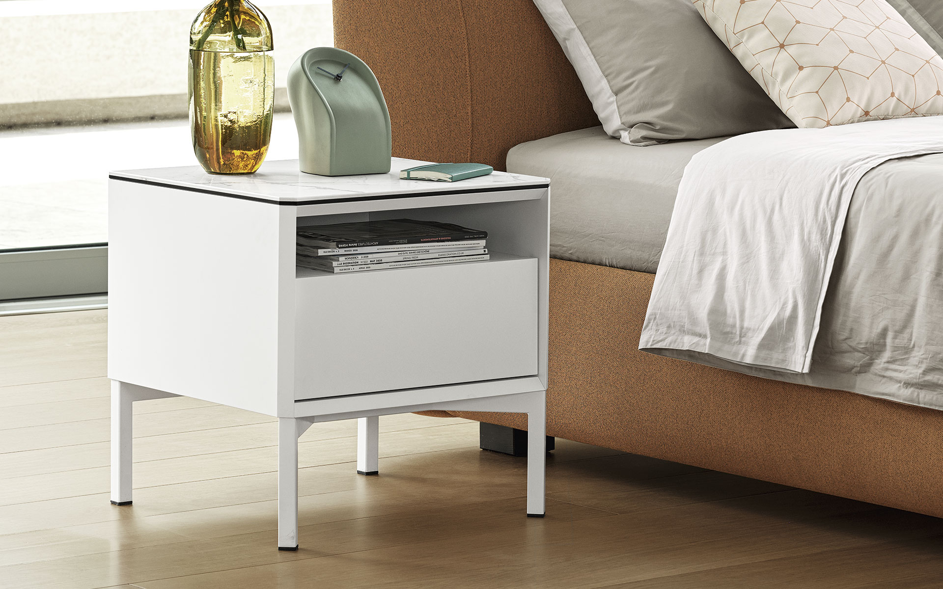 Bedroom furniture Calligaris - CS10-10 YORK