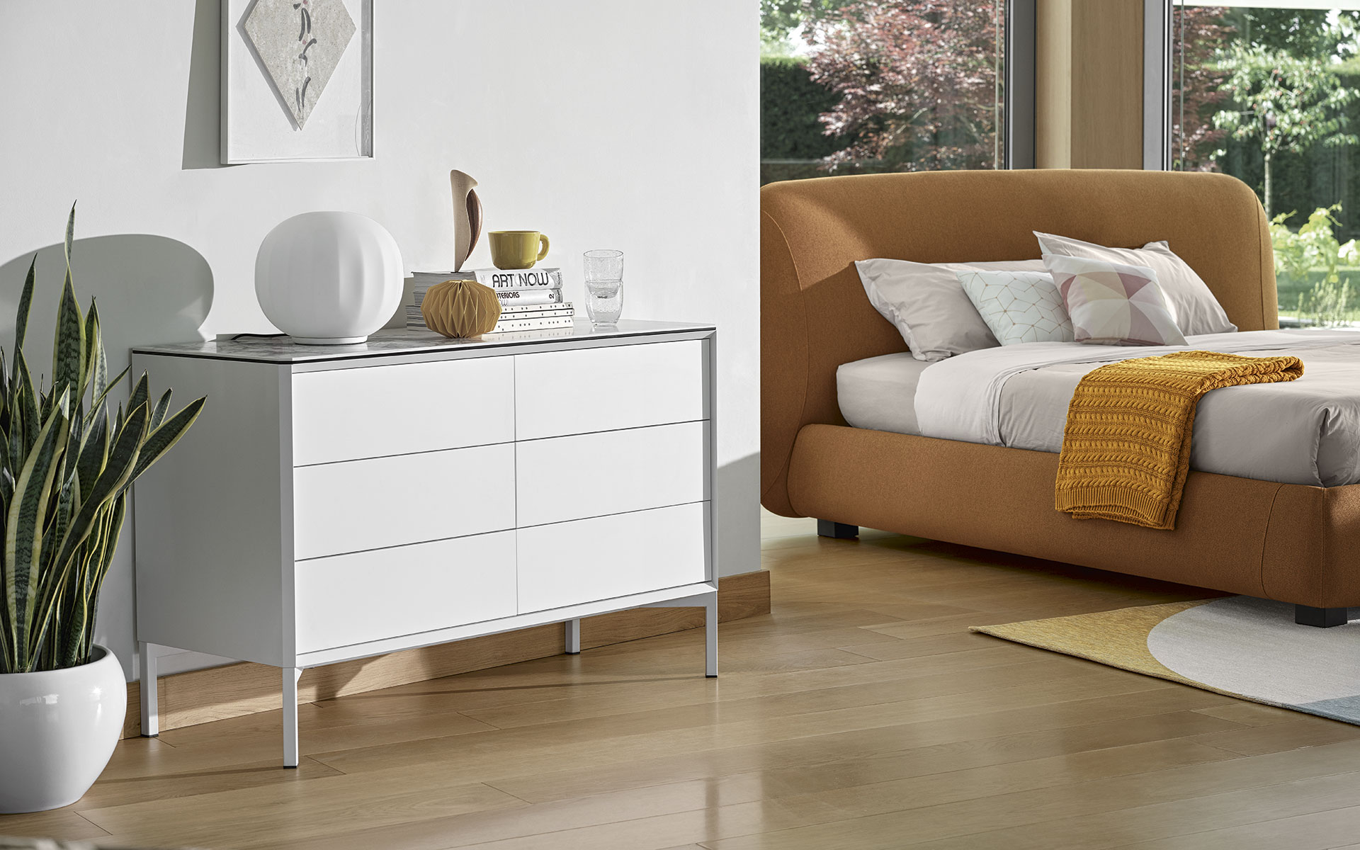 bedroom furniture - CS6075-6 YORK